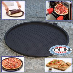Lékué - Round Pizza - pizza Silicone Molds