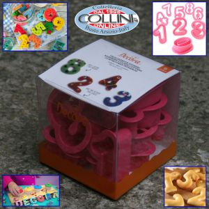 Decora - Numbers cookie cutters - 9 pieces