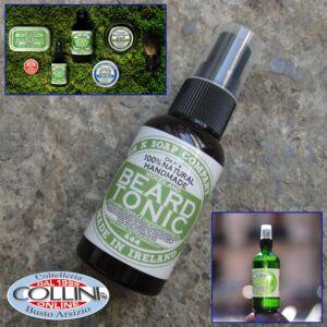 Dr. K Soap Company - Beard Woodland Spice 50ml Tonic -  Made in Ireland