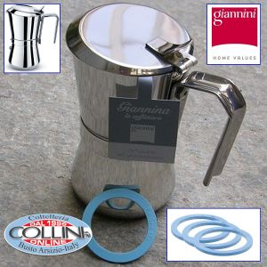 Giannini - Original Gasket  for Coffee maker for 6 cups