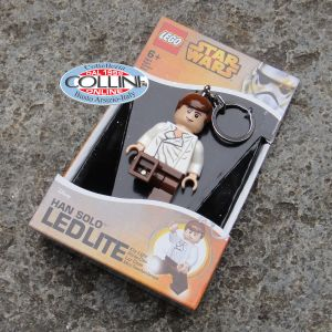 LEGO Star Wars - Han Solo - Portachiavi LED - torcia a led