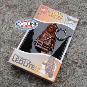 LEGO Star Wars - Chewbacca - Portachiavi LED - torcia a led
