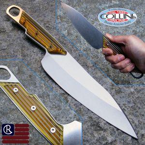 "Chris Reeve - Sikayo - 6.5"" Santoku - Kitchen Knife"