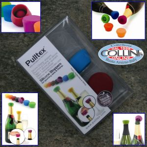 Pulltex - Silicone stopper for sparkling wines (2pcs.)