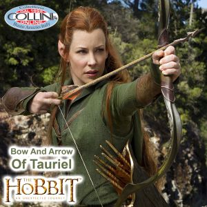 The Hobbit - Bow And Arrow Of Tauriel UC3031
