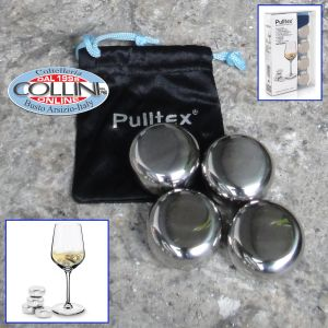 Pulltex -  Ice cubes stainless steel