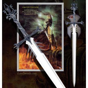 United - Heavy Metal sword 25th Anniversary Special Edition - HM0001LTD - spada fantasy