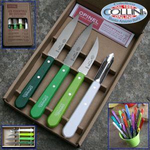 Opinel - Opinel essentials set - green