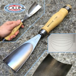 Pfeil - Heavy duty fishtail gouges 50 - carving tools
