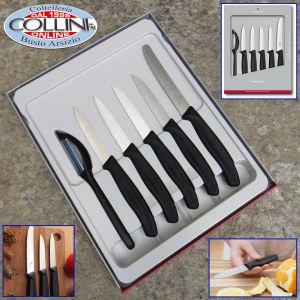 Victorinox - Swiss Classic Paring Knife Set, 6 pieces