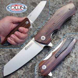 Maserin - AM-2 - Pao Santo - Design by Attilio Morotti - 378/SA - knife