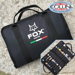 Fox - Case for 36 knives with zip  FODF1 - knives accessories