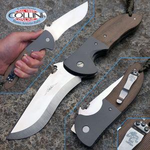 Emerson - Custom Super Commander - Chisel Ground - handmade knife