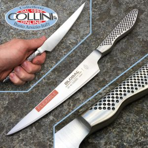 Global knives - GS82 - Utility Flexible Knife 14.5cm - fish cooking knife