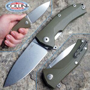Lion Steel - KUR - Green G10 - L-KURGR - Knife