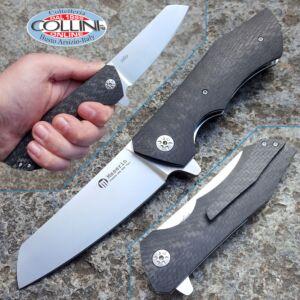 Maserin - AM-2 - Carbon Fiber - Design by Attilio Morotti - 378/CN - knife
