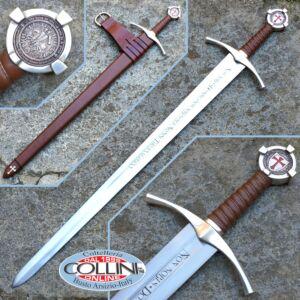 Museum Replicas Windlass - The Accolade Knight Templar sword 50235
