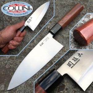Kai Japan - Seki Magoroku Redwood MGR-0155D - Deba 15.5cm - kitchen knife