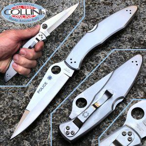 Spyderco - Police knife Steel - C07P - knife
