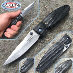 Mcusta - Sengoku Damascus knife - MC-0181D Oda Nobunaga - knife