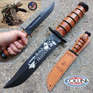 Ka-Bar - USMC Iraqi Freedom - K-9128 - knife
