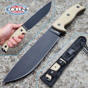 Ontario Knife Company - RAT 7 Micarta - knife