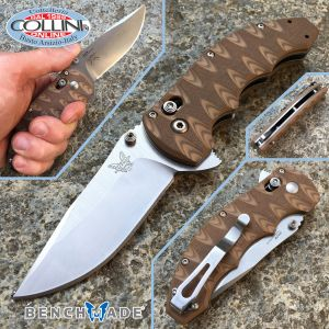 Benchmade - Ball Flipper Axis Sand - 300SN - folding knife
