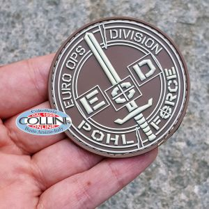 Pohl Force - Morale Patch - Euro Ops Division Gen2 Glow - Gadget