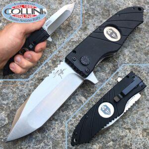 Hoffner - Creed knife M3SBS-FB G10 Black - knife