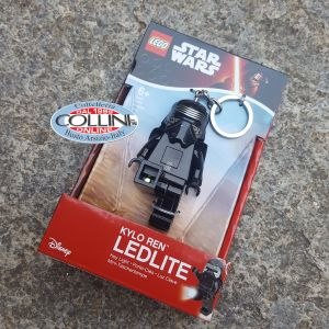 LEGO Star Wars - Kylo Ren - Portachiavi LED - torcia a led