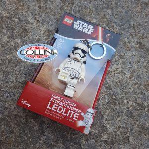 LEGO Star Wars - First Order Stormtrooper - Portachiavi LED - torcia a led