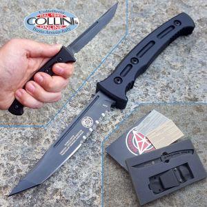 Master of Defense - Razorback by Massad Ayoob - fixed knife