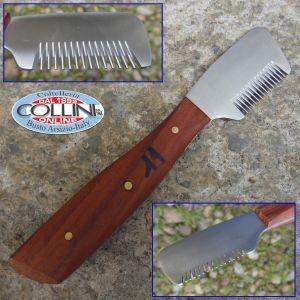 Collini - Pet  Stripping knife  - 11 - coarse
