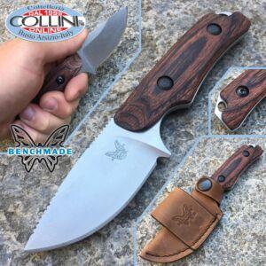 Benchmade - Hidden Canyon Hunter S30V 15016-2 - Fixed knife