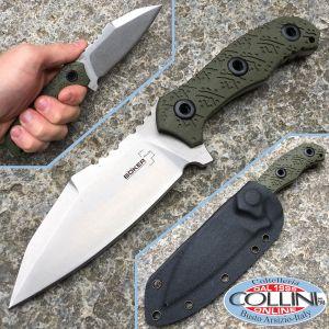 Boker Plus - Colubris Knife by D.J. Urbanovsky - 02BO055 - fixed knife