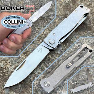 Boker Plus - Atlas Multi SW slipjoint - 01BO857 - multipurpose knife