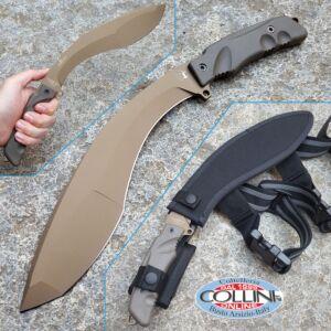 Fox - Trakker - Extreme Tactical Kukri - Bronze Coating - FX-9CM05BT - knife
