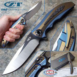 Zero Tolerance - R.J. Martin Factory Custom - Limited Edition - ZT0606CF - knife