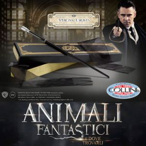 Fantastic Beasts and Where to Find Them - Percival Graves Magic Wand - NN5628 - Harry Potter
