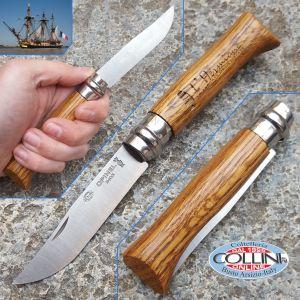 Opinel - The Hermione Oak - 8 stainless steel - knife
