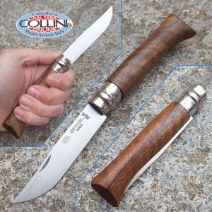 Opinel - Walnut Wood - 8 steel - knife