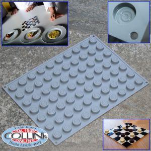 Pavoni - Silicone mold Pavoflex Home edition 6 servings