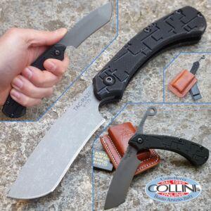 TOPS - Tac-Raze Friction Folder by Leo Espinoza - TRAZ-01 - knife