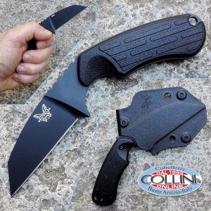 Benchmade - 125BK Azeria Backup - Black - knife