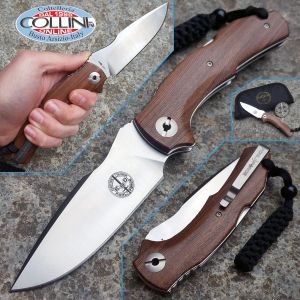 Pohl Force - Mike Five - Rosewood Santos - 1063 - Knife