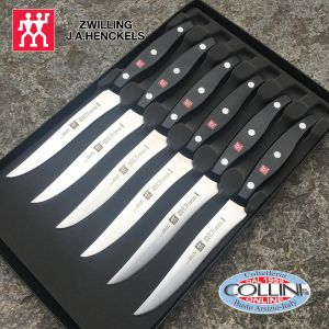 Zwilling - Sep 6 steak knives Twin Set - kitchen knife