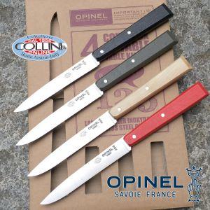 Opinel - N° 125 serie Loft - 4 pcs Steak Knives