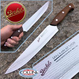 Berkel - San Mai VG10 67strati - Chef's knife 22 cm - kitchen knife