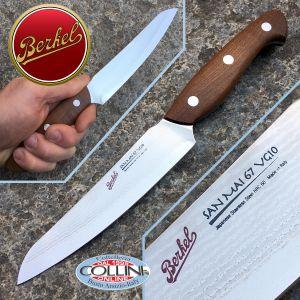 Berkel - San Mai VG10 67 layers - Utility knife 14 cm - kitchen knife