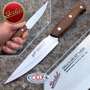 Berkel - San Mai VG10 67 layers - paring knife 10 cm - kitchen knife